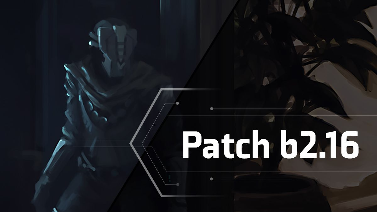 Patch b2.16 – Change Log