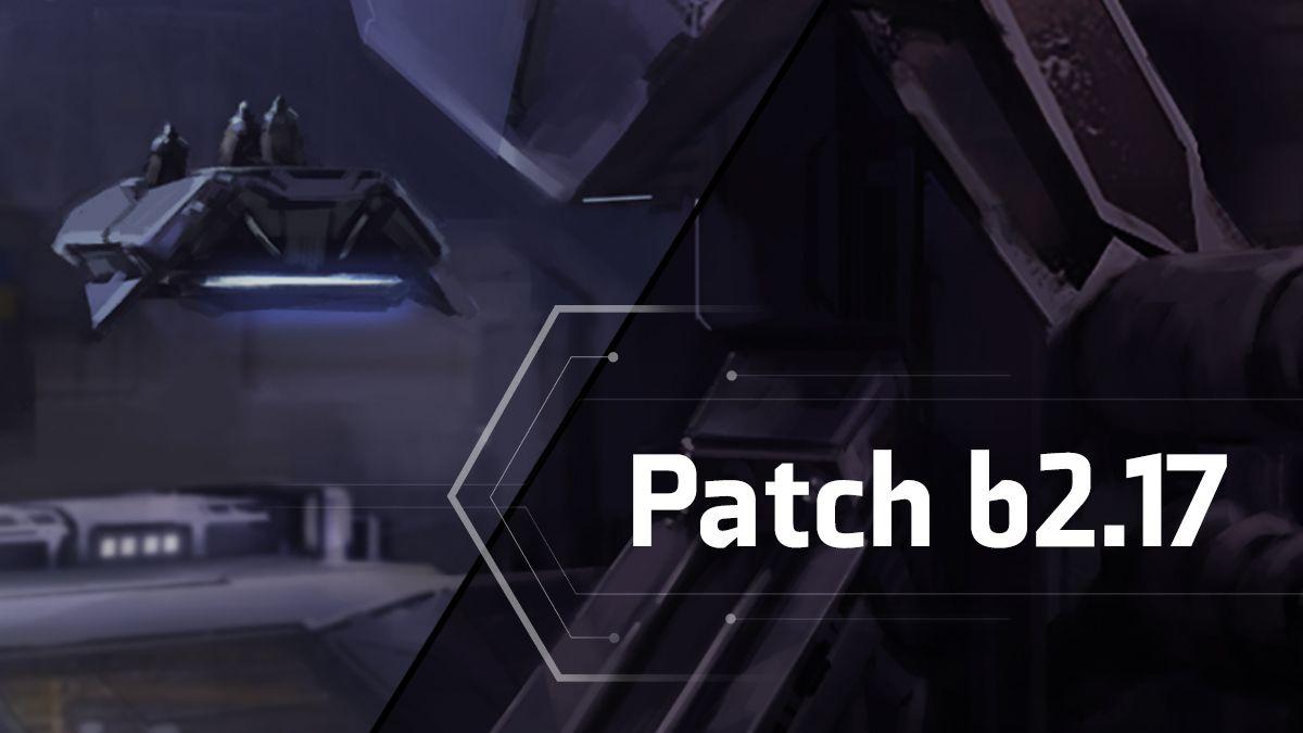 Patch b2.17 – Change Log